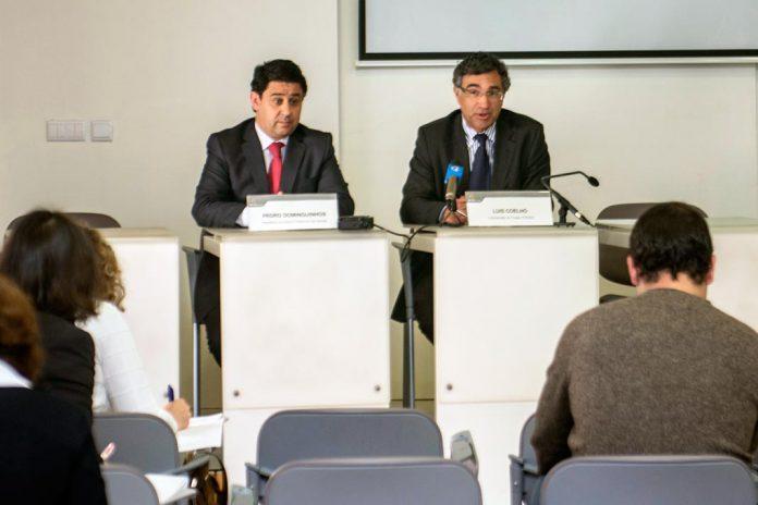 Prof. Doutor Pedro Dominguinhos e Prof. Doutor Luís Coelho