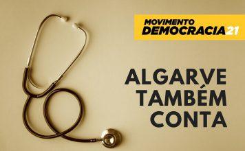 Democracia21 pede novo Hospital Central do Algarve