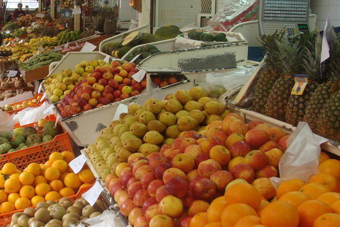Consumo de frutas e legumes aumenta níveis de bem-estar