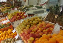 Dieta Mediterrânea-Frutas
