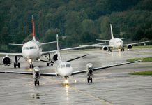 Aeroportos portugueses com quebra de 70% de passageiros em 2020