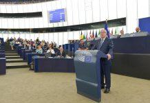 Jean-Claude Juncker, Presidente da União Europeia