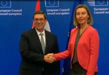 UE e Cuba assinam acordo de diálogo político e de cooperação