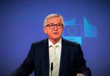 Jean-Claude Juncker, Presidente da CE