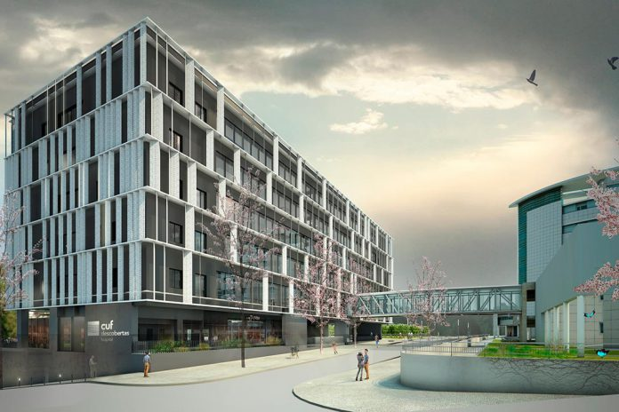 Novo Edifício do Hospital CUF Descobertas
