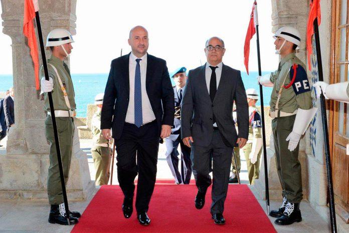 Portugal e Luxemburgo exploram áreas de cooperação na Defesa