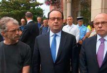 Terroristas atacam igreja e matam padre, em França