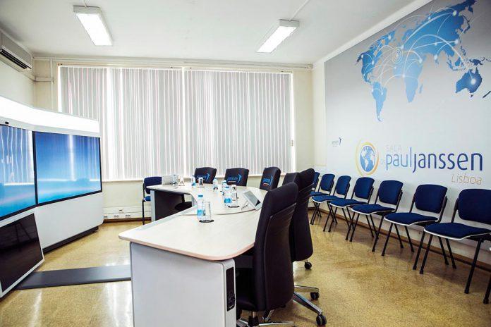Salas de Educação Virtual Dr. Paul Janssen