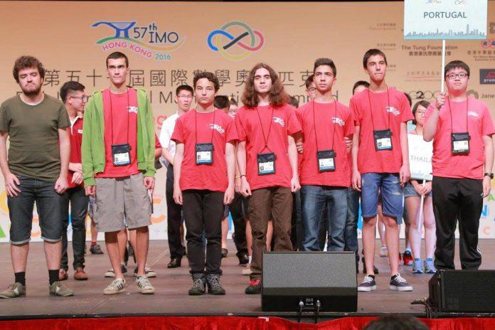 Bronze para Portugal nas Olimpíadas Internacionais de Matemática