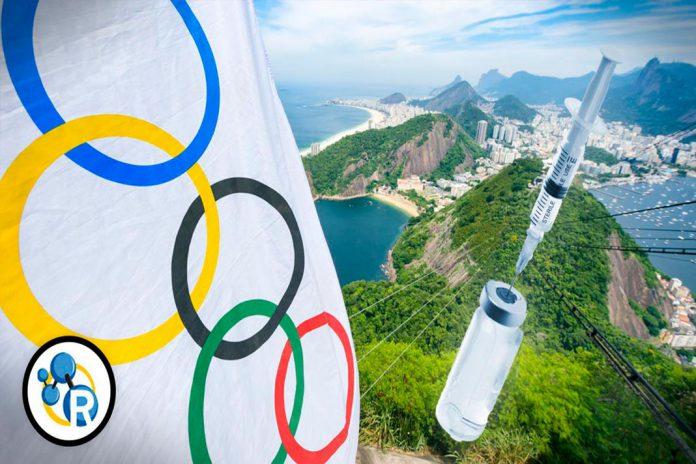 Ciência dos esteroides nos Jogos Olímpicos