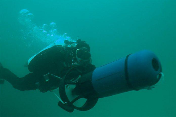 CCMAR forma mergulhadores do governo de Gibraltar