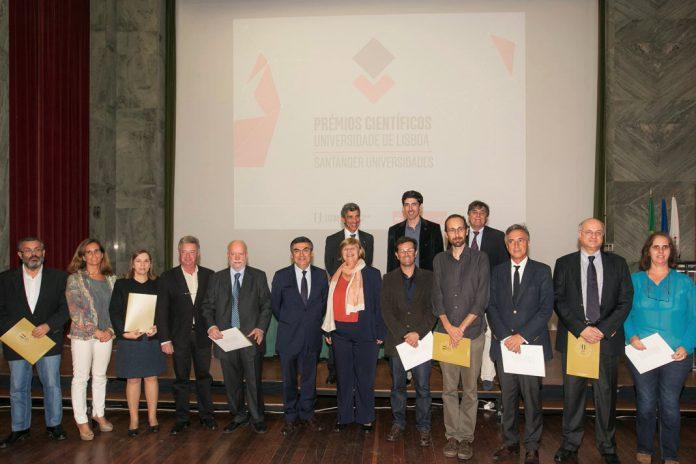 Investigadores da Universidade de Lisboa premiados