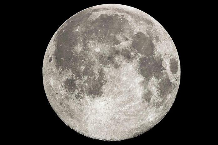 A maior Super Lua dos últimos 68 anos