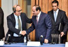 Presidente do Egito defendeu que se atue já contra o terrorismo e a uma só voz