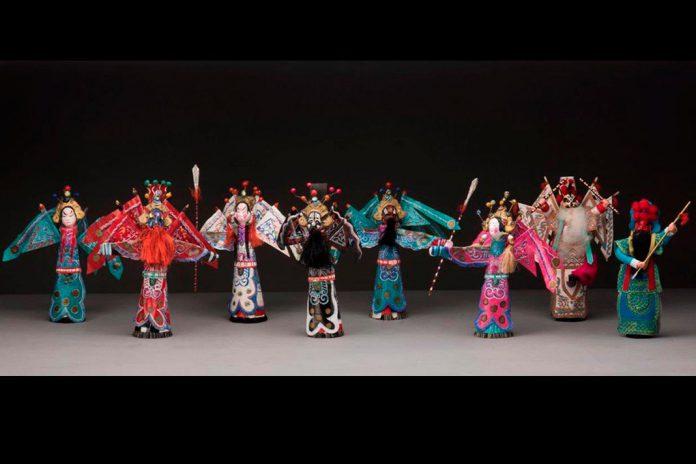 'A Ópera Chinesa' no Museu do Oriente