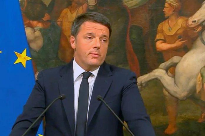 Matteo Renzi, Primeiro-Ministro de Itália renunciou ao cargo