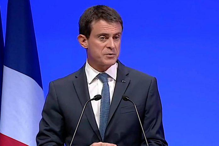 Manuel Valls é candidato à Presidência da República francesa