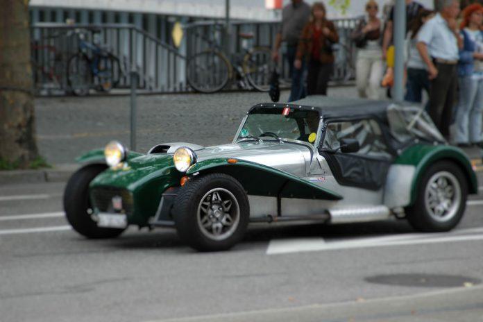 Carros Antigos vão condicionar trânsito em Lisboa a 11 de dezembro
