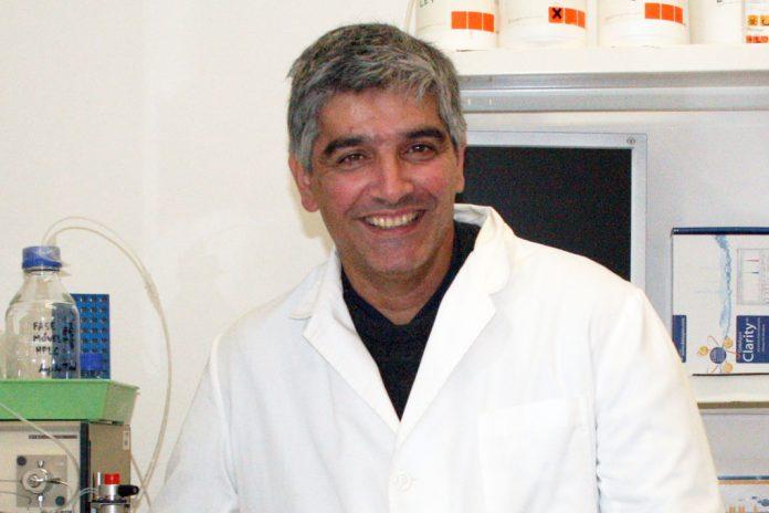 Cafeína reduz a memória do medo, Rodrigo Cunha