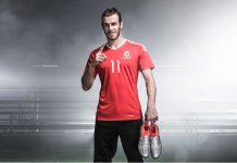 Gareth Bale, Calçado Adidas