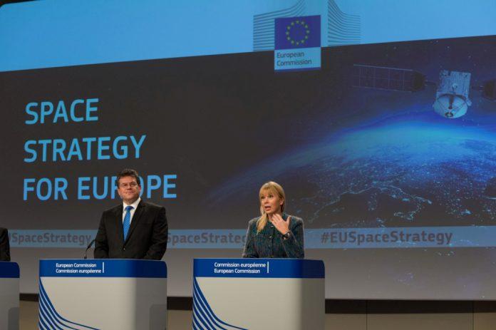 CE quer serviços baseados em tecnologias do espaço