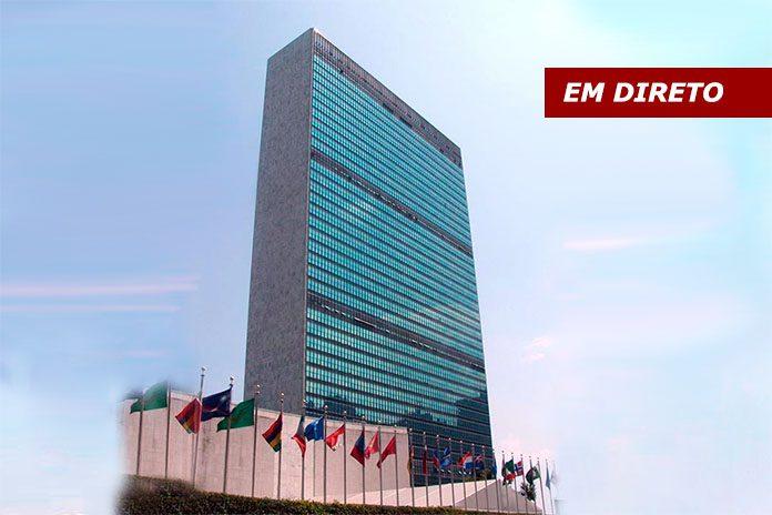 Em direto - ONU: posse de António Guterres como Secretário-Geral