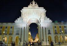 'O Novo Palácio do Nicolau' no Terreiro do Paço