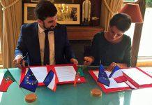 Reforço do ensino do português em França
