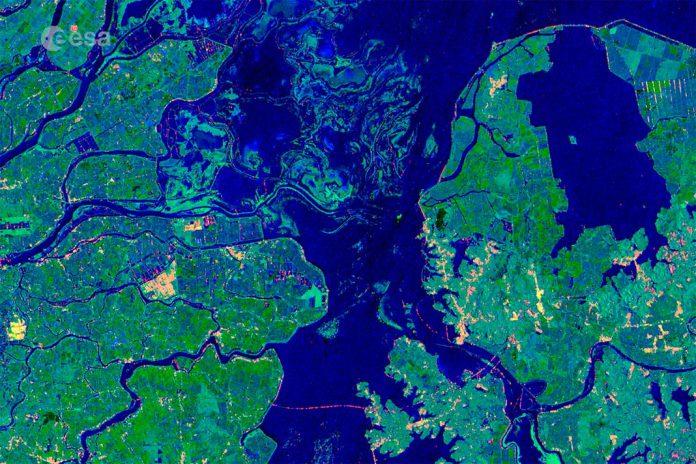 ESA e China alargam cooperação sobre Observação da Terra