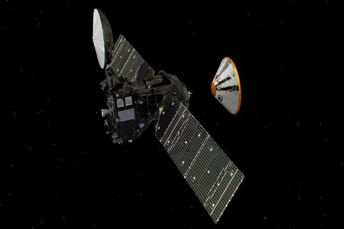 ESA confirma destruição do módulo Schiaparelli em Marte