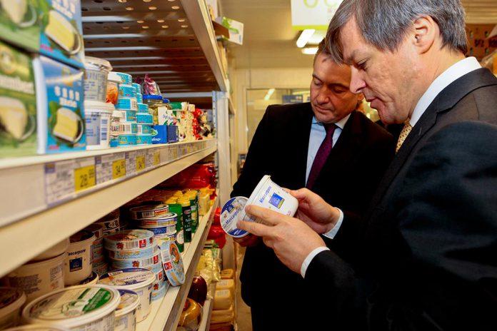 Comissário Dacian Cioloş visita a China e verifica indicação de origem dos produtos, 2011