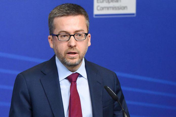 Carlos Moedas, Comissário europeu da Investigação, Ciência e Inovação
