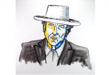 Bob Dylan é Nobel da Literatura de 2016