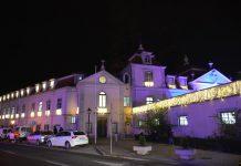 Natal no Palácio encantado, só em Oeiras