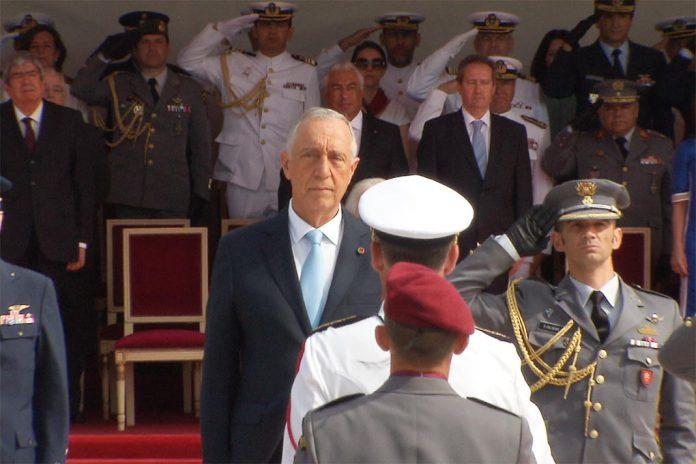 Presidente da República, Dia de Portugal