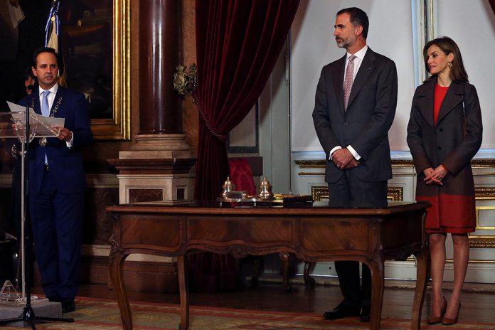Reis de Espanha em Lisboa