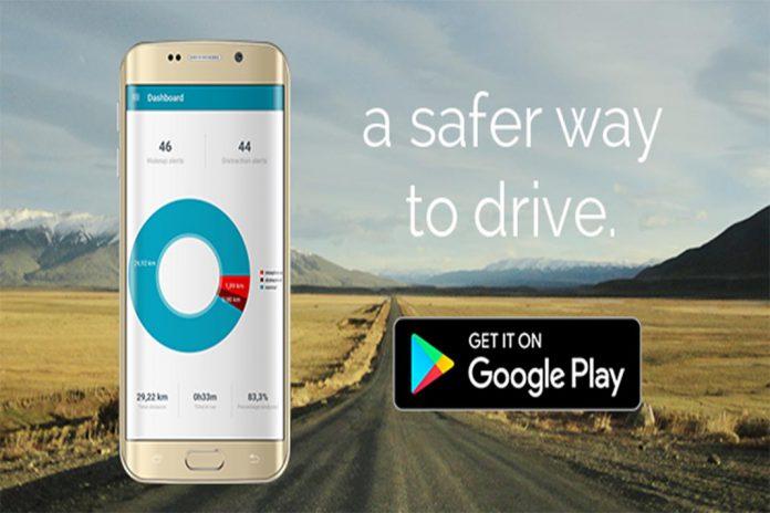 Aplicação móvel deteta adormecimento e distração ao volante