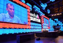O dia no Web Summit