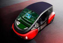 'Oasis', um novo conceito de veículo para as cidades