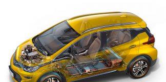 Elétrico Opel Ampera-e vence autonomia dos 400 km
