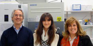 Cientistas do Centro de Neurociências e Biologia Celular
