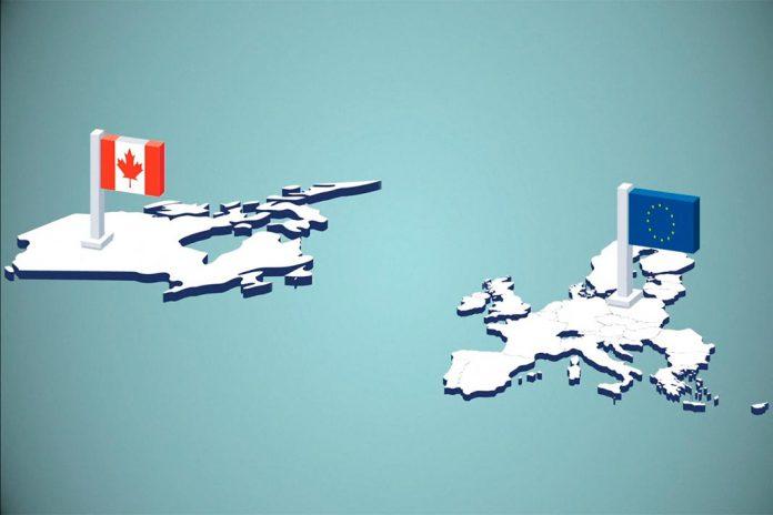 Acordo de comércio livre UE-Canadá