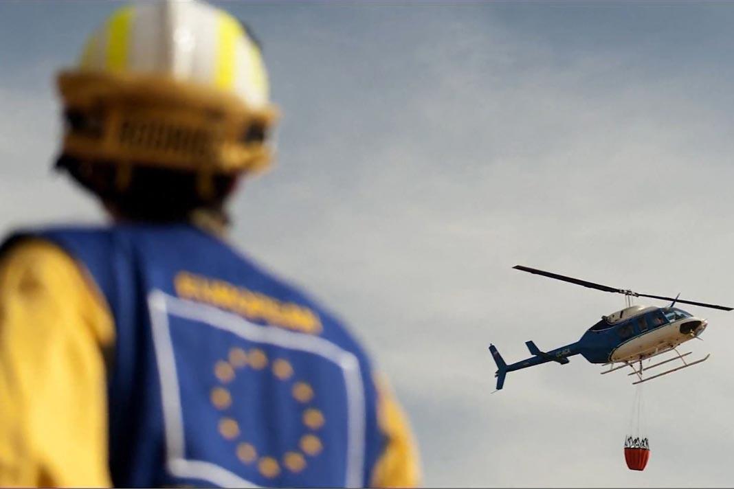 Combate a incêndios já tem apoio da União Europeia