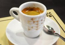 Chávena de café