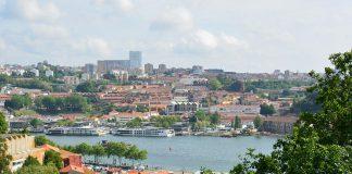 Cidades do Porto e Vila Nova de Gaia, rio Douro