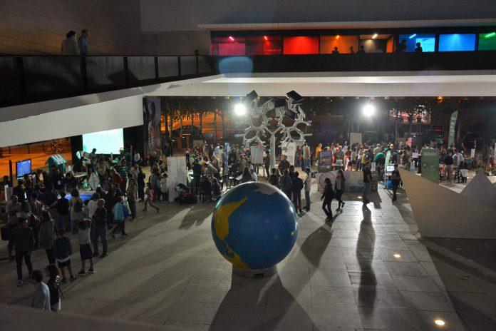 Noite Europeia dos Investigadores, Pavilhão do Conhecimento, em Lisboa