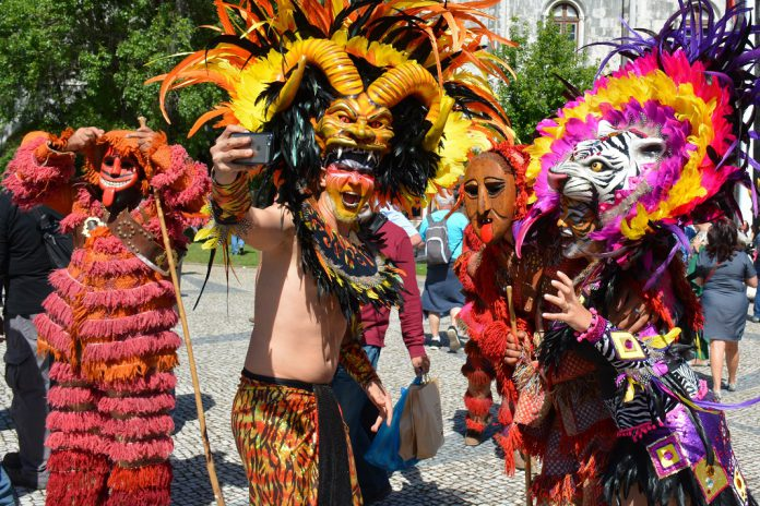 XII Festival da Máscara Ibérica, Lisboa