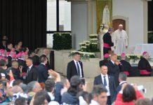 Fátima, Centenário das Aparições, Papa Francisco na Capelinha das Aparições