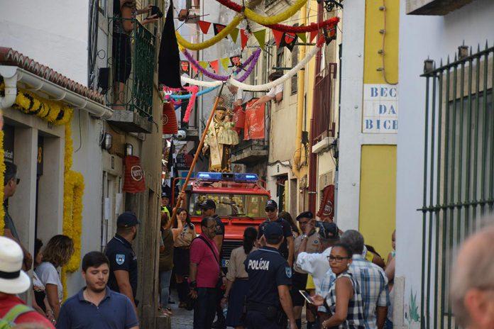 Procissão de Santo António, Alfama, Lisboa