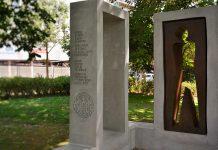 Memorial às vítimas de homofobia no Jardim do Príncipe Real